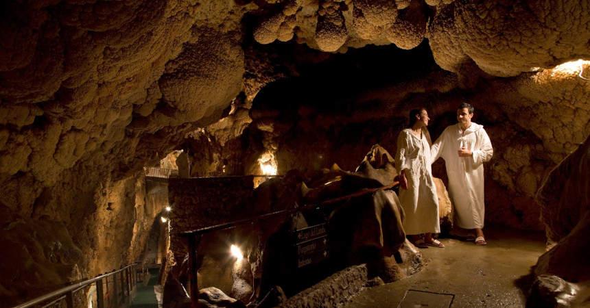 Термальный отель Grotta Giusti Resort Golf & SPA 4*