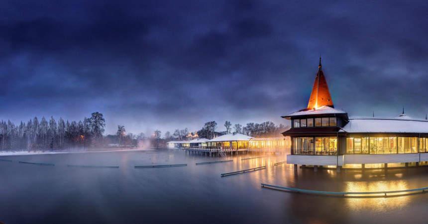 ТОП-3 термальных курорта Европы: куда поехать в феврале