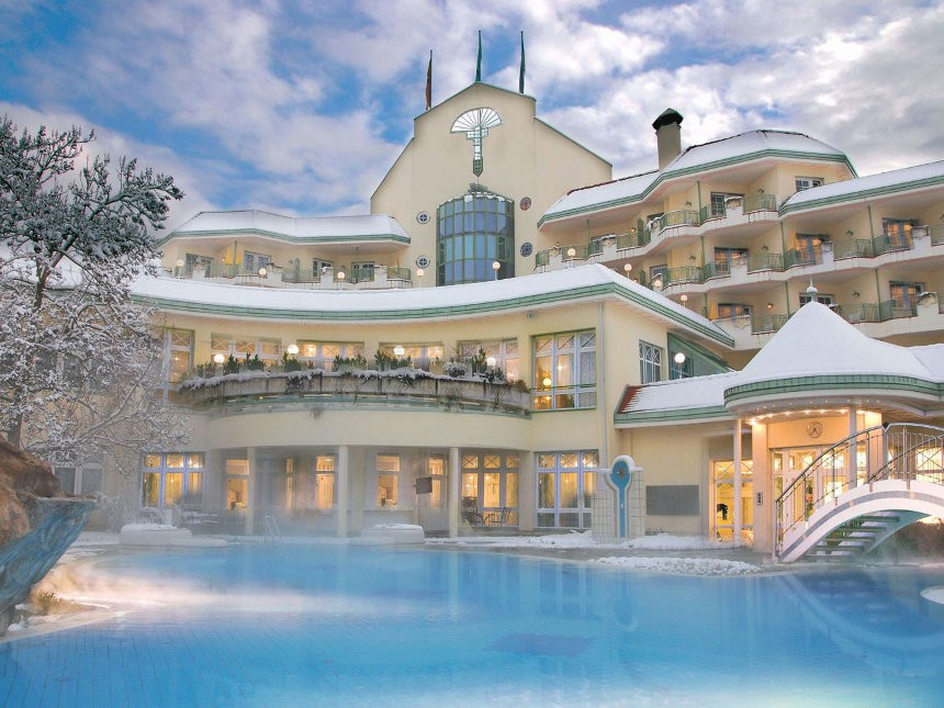 Reduce Hotel Thermal 4*Superior Bad Tatzmannsdorf, г.Бад Тацмансдорф, Австрия