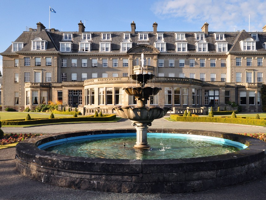 The Gleneagles Hotel 5*, Оштерардер, Шотландия