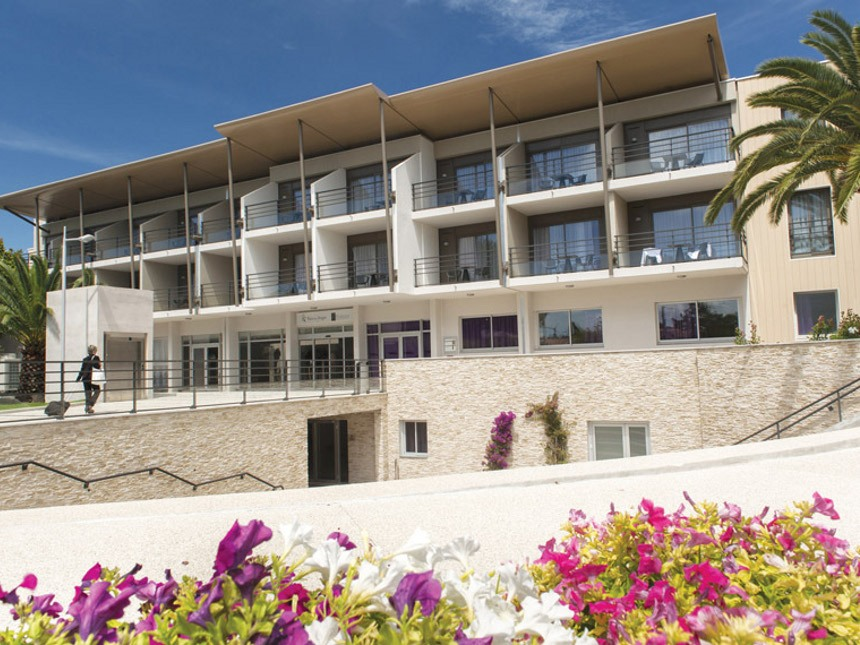 Hotel Baie des Anges 4*, г.Антиб, Франция