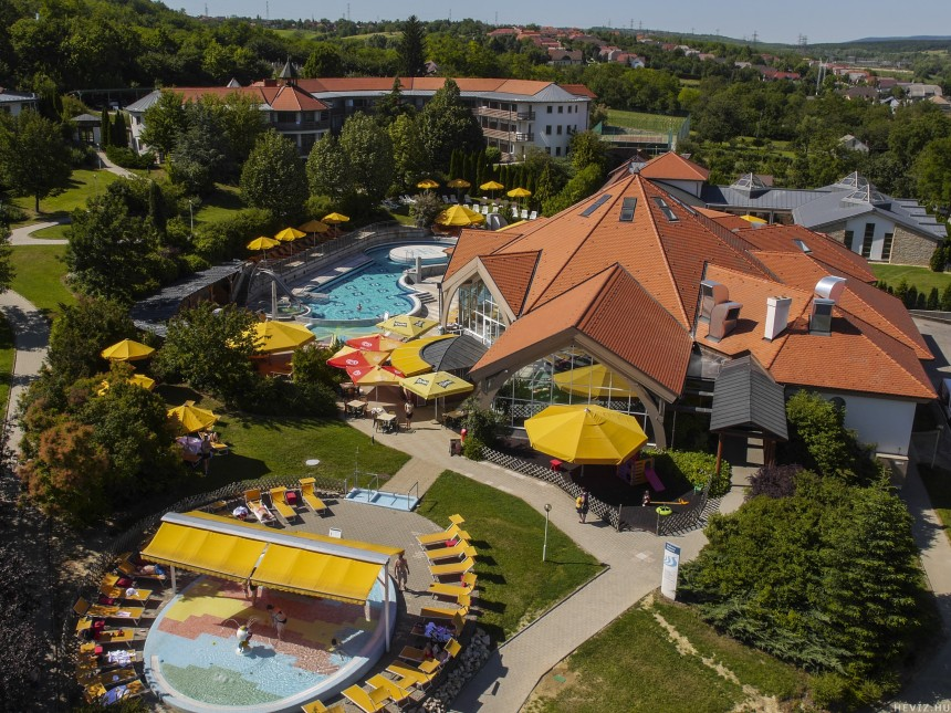 Kolping Hotel Spa & Family Resort 4*, Хевиз, Венгрия
