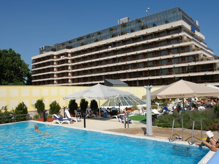 Ensana Thermal Margaret Island Health Spa Hotel 4*S, Будапешт, Венгрия