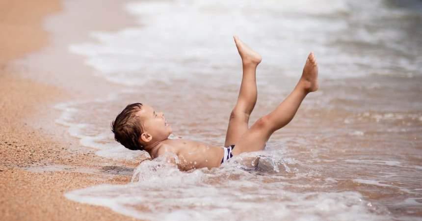 Пляжный отдых в Сочи с детьми. Определяем оптимальный месяц