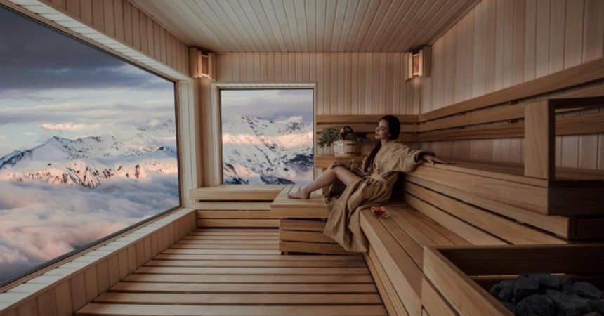 Банный комплекс на высоте 2 256 м | отдых в Сочи с туроператором ЛЕЗАР