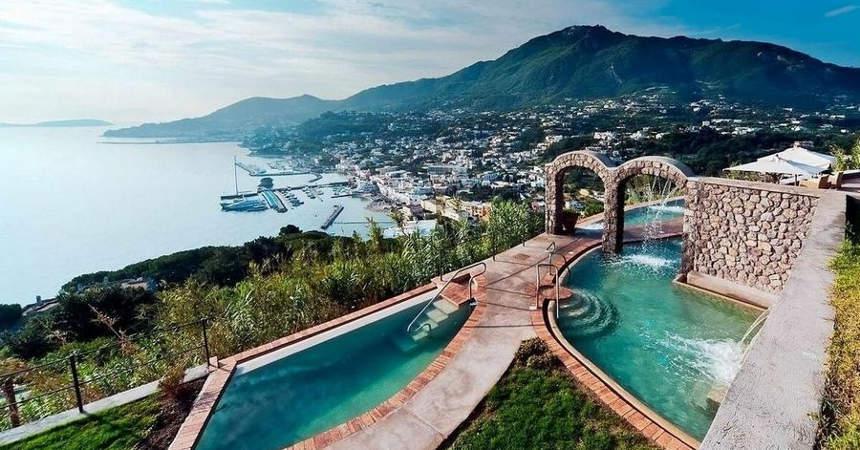 Термальный отдых в Италии остров Искья