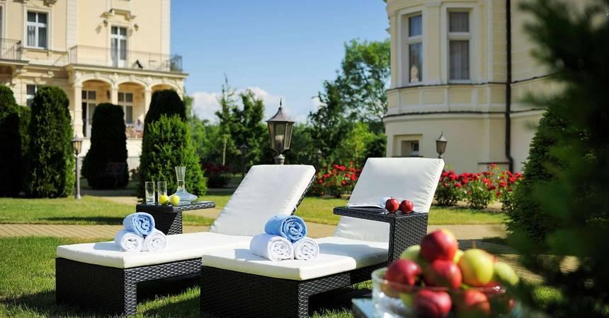 Отели Чехии: Savoy Westend Hotel Luxury Medical & SPA Resort 5*