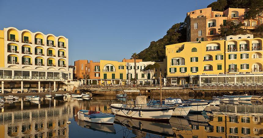 Термальный отдых в Италии отель Regina Isabella 5*